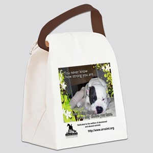 montystrong_v03b[1] Canvas Lunch Bag